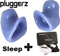 ***custom-made***Pluggerz sleep reusable earplugs noise cancelling