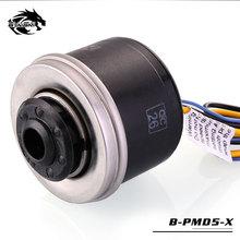 Bykski PWM Автоматическая скорость 18 Вт насос/Макс 5000 об/мин/поток 1100л/ч Дата Отзывы/TDP 23 Вт ручное регулирование скорости 1500л/ч