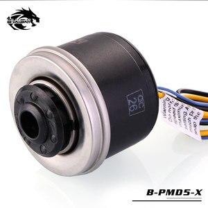 Bykski PWM Automatic Speed 18W Pump / Max 5000RPM / Flow 1100L/H Date Feedback / TDP 23W Manual Speed Regulation 1500L/H(China)
