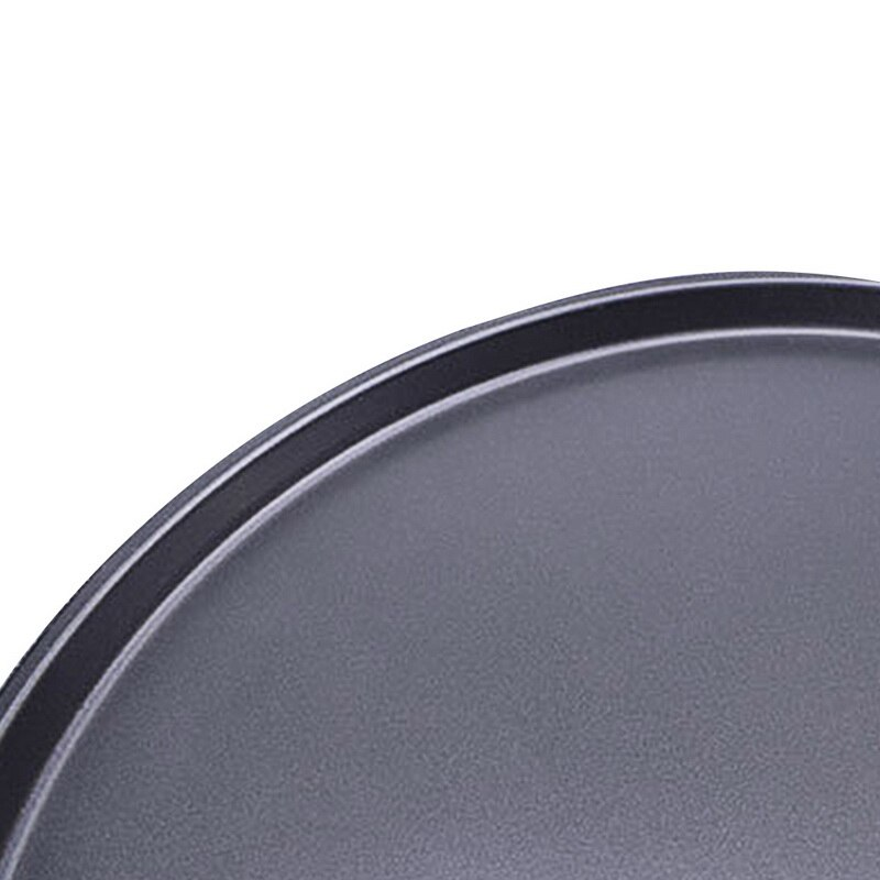 Us 558 37 Off1214inch Non Stick Pizza Baking Tray Round Deep Dish Pizza Pan Pie Tray Carbon Steel Cake Pastry Baking Mould Pan Pattern In Pizza
