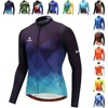 MILOTO MenTop Quality Long Sleeve Cycling Jerseys mtb jersey Bicycle Clothing Mountain Bike Clothes Sportswear maillot ciclismo