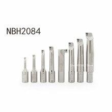 10 шт. SBJ2030-115 хорошая цена сверлящей оправкой NBH2084 цилиндрический сверлильный инструмент
