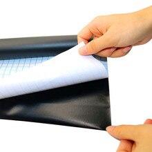 1 Pc 45x100cm Blackboard Stickers Removable Vinyl Draw Erasable Blackboard Learning Office Notice Board Message Board