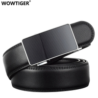 New Designer Luxury Leather Strap Male Automatic Metal Buckle Belts For Men Waistband Ceinture Cinto Masculino