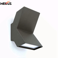 (WECUS) Classic explosion models, German quality, waterproof outdoor wall lamp, aisle corridor lights, doors lights