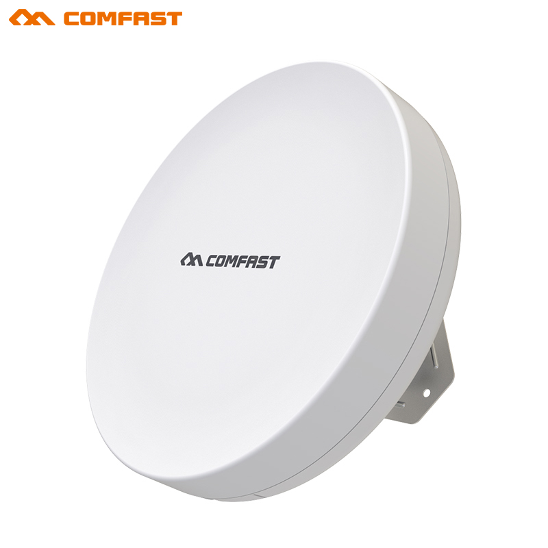 2pcs Long range 500mw Outdoor cpe router antenna CF-E210N wireless bridge Outdoor access point AP cpe nanostation with POE POWER