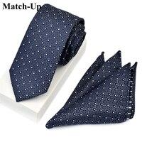 התאמה כלפי מעלה פוליאסטר ארוג Slim סקיני צר סט חליפת גברים עניבת עניבה ממחטת כיכר 14