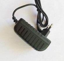Fonte de Alimentação Carregador para LED Allishop 2.5*5.5mm Uk e eu e au e eua Jack Plug DC 12 V 2A AC Adaptador Strip LUZ de Vídeo
