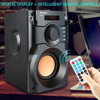 Universal Portable Wireless Bluetooth Speaker Bluetooth Speaker Party Music Player Outdoor Bluetooth Speaker Subwoofer