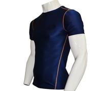 Brand Men's T-shirts Quick Dry Fitness Sports Running Compression Shirt Male Short Sleeve Basketball T Shirt Men Soccer Jerseys