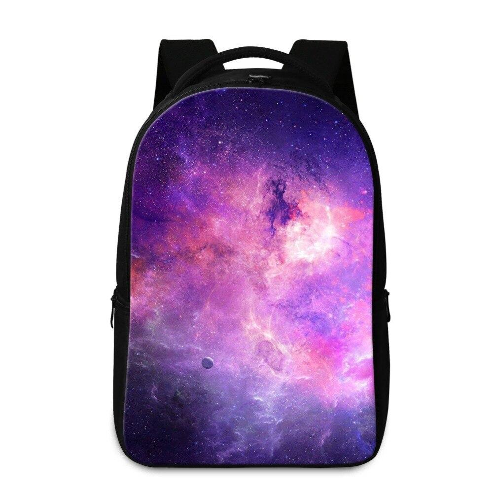 Meilleur modèle de sac à dos d'école pour enfants Girly Galaxy sacs à dos grand cartable sac à dos pour hommes élégant sac à dos manches d'ordinateur portable