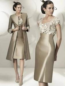 Knee Length Evening Gowns