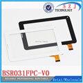 """Nuevo 7 """"pulgadas Tablet BSR031FPC-v0 GT70PW86V-2G MGLCTP-111 pantalla táctil digitalizador del Sensor de cristal de reemplazo Envío Gratis"""