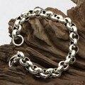 Ручной таиланд 925 Siilver браслет старинные серебряный браслет чистого серебра браслет