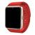 Sincronización de reloj smart watch gt08 notificador tarjeta sim soporte de conectividad bluetooth para samsung android teléfono smartwatch dz09 reloj pk