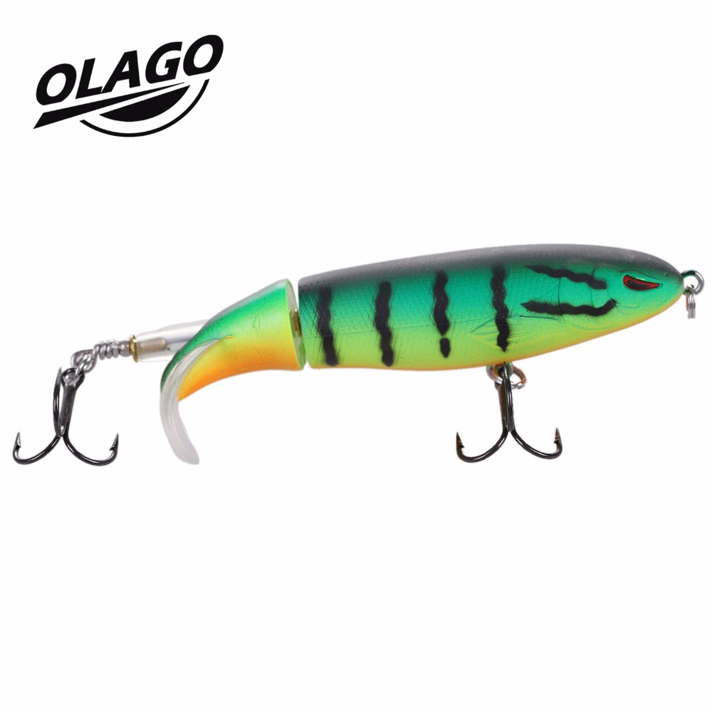Whopper Plopper Topwater Fishing Lure 13g 9cm Artificial Bait Hard Fishing Plopper Hook Soft Rotating Tail Fishing Tackle toma lead fish fishing lures soft bait 9g 13g 14g 18g soft lure t tail with 2 treble hooks fishing tackle bass lure