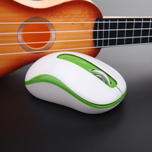 Wireless Optical Mouse 2.4GHz Gaming Mouse 16 wireless working channels with USB 2.0 Receiver For PC Laptop Ergonomic Mouse