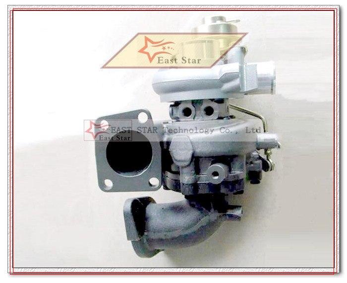TF035 VGT 49135-02652 MR968080 Turbo Pour Mitsubishi L200 W200 2002 Challanger Pajero III Shogun 2001-07 4D56 2.5L TDI 115HP
