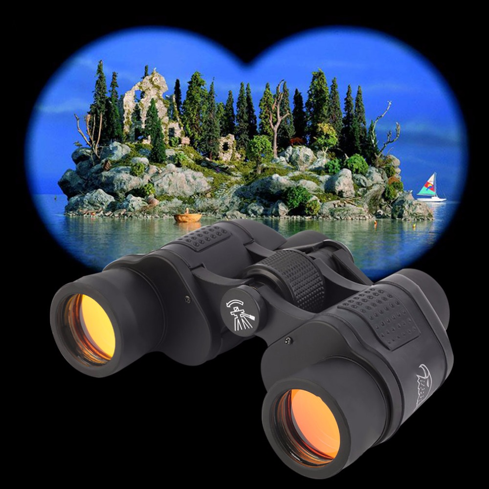 2016 High Quality 60x60 3000M High Definition Night Vision Hunting Binoculars Telescope New Arrival