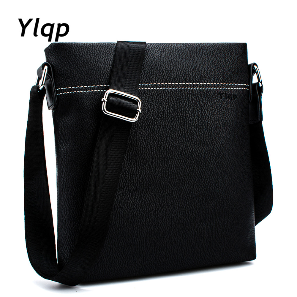 2017 Famous Brand Leather Men Shoulder Bag Casual Business Satchel Mens Messenger Bag Vintage Men's Crossbody Bag bolsas male casual canvas satchel men sling bag