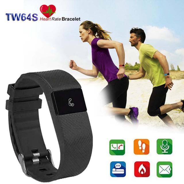Bluetooth Fitness Activity Tracker Heart Rate + Sleep Monitor Wristband Black cheap smart watches pedometer wristband APE