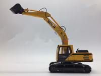 Collectible Alloy Model 1:35 Scale SDLG E6225F Engineering Machinery Hydraulic Excavator Vehicles DieCast Toy Model Decoration