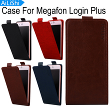 AiLiShi Luxury Up And Down Flip For Megafon Login Plus Case