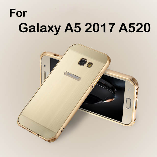 cover samsung a5 2017 alluminio