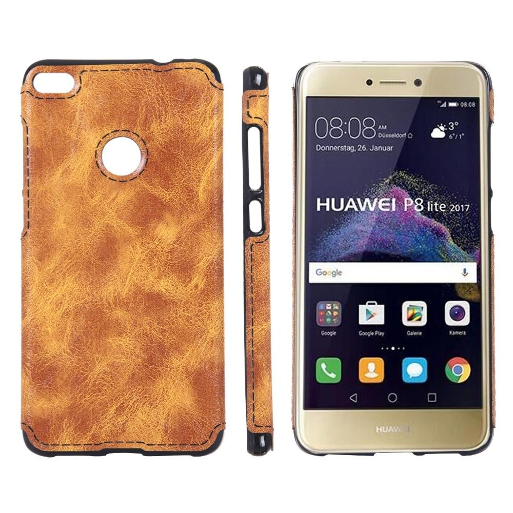 Nueva carcasa blanda de TPU Huawei P8 Lite 2017 Estuche Cortical - Accesorios y repuestos para celulares - foto 5