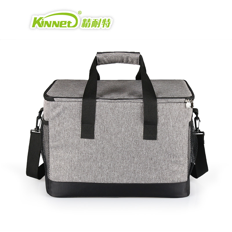Kinnet Picnic Cooler Bag 33l Large Capacity Square Thermal Lunch