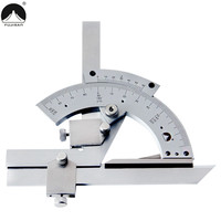 0 320 Degree Protractor Angle Ruler Universal Vernier Caliper Square Gauge Angle Measurment