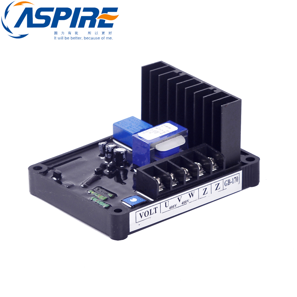 Aliexpress Com   Buy Gb170 Stc Brush Generator Avr 3 Phase