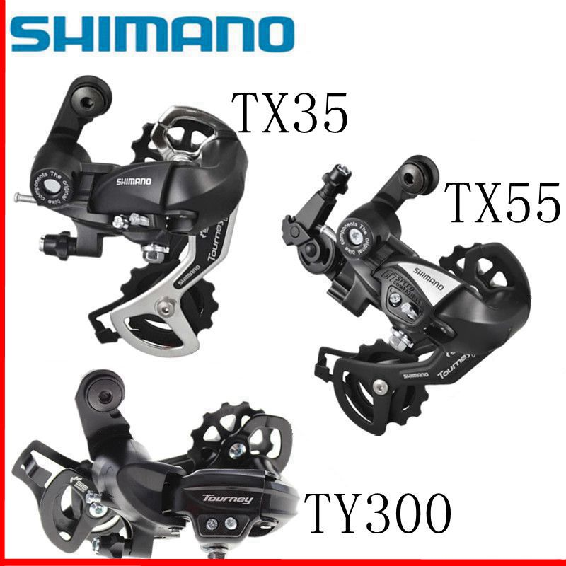 Shimano RD-TX35 Tourney RD-TY300 6//7 Speed Fahrrad Rear Derailleur Upgraded Bike