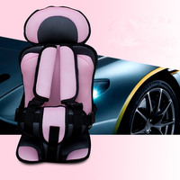 New Arrival Portable Baby Safety Car Chair Seat Cheap Plus Size Child Car Seat For 0