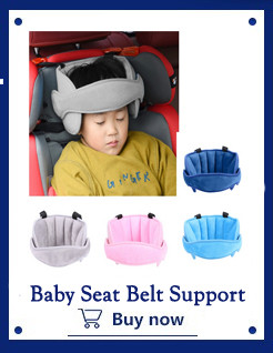 Baby Seat Belt Support