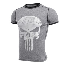 Mens Boys Avengers Compression Armor Base Layer Short Sleeve Thermal Under Top T-shirt joges t-shirt Fitness T-shirt