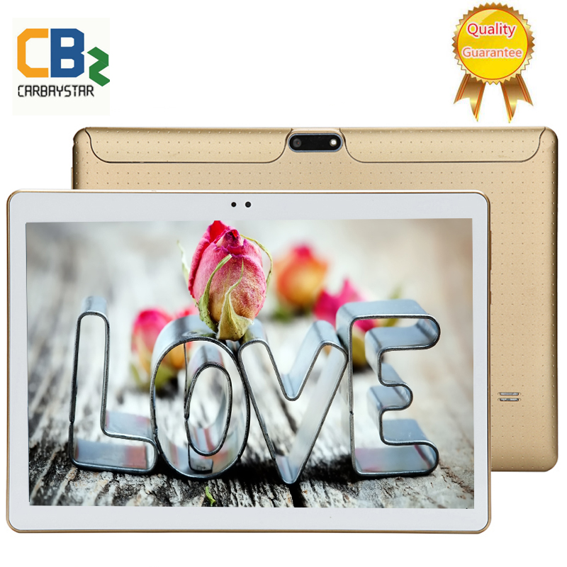 ФОТО CARBAYSTAR Original T805C 3G Phone Call Android 5.1 Octa Core IPS pc Tablet WiFi 4G+64G 7 8 9 10 android tablet pc 4GB 64GB