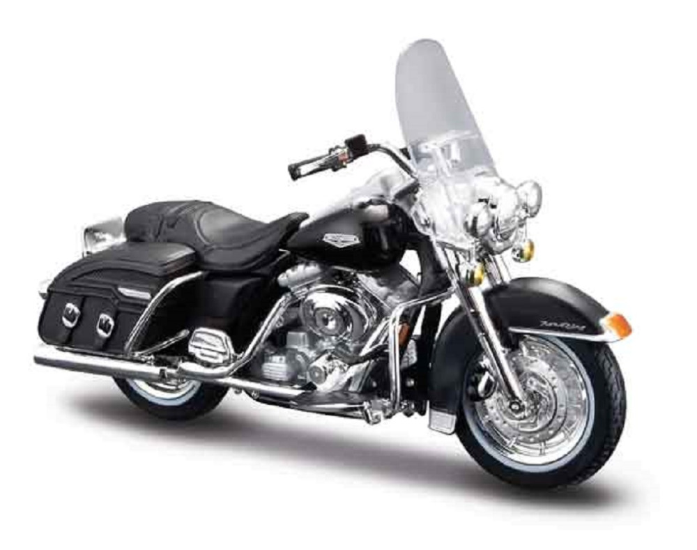 Maisto 1:18 Harley 2001 FLHRCI Road King Classic ...