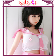 alibaba china supplier 135cm japan non inflatable animation 100% real silicone real vagina sexy sex dolls toys for men
