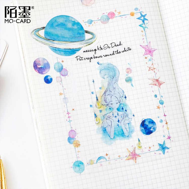 45 pièces/ensemble kawaii bloc-notes style mignon petit Prince motif journal autocollants planificateur décor fournitures scolaires papeterie