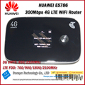 New Arrival Original Unlock 300Mbps HUAWEI E5786S-62A 3G 4G WiFi Router With Sim Card Slot And 4G LTE Cat6 Mobile WiFi