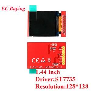 Image 2 - 1.44/1.8/2.0/2.2/2.4/2.8 אינץ TFT צבע מסך LCD תצוגת מודול כונן ST7735 ILI9225 ILI9341 ממשק SPI 128*128 240*320