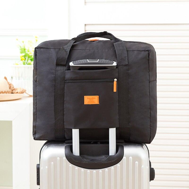 IUX nueva bolsa de viaje de moda impermeable Unisex bolsos de viaje para mujer equipaje de viaje bolsas plegables bolsa de gran capacidad al por mayor