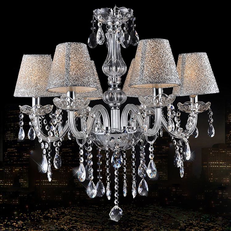Aliexpress.com : Buy Modern Black Crystal Lights Chandeliers ...