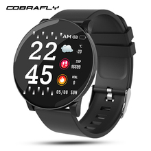 Cobrafly W8 Smart Band Blood Pressure Fitness Tracker Watch Heart Rate Sleep Monitor Sport IP67 for Android IOS