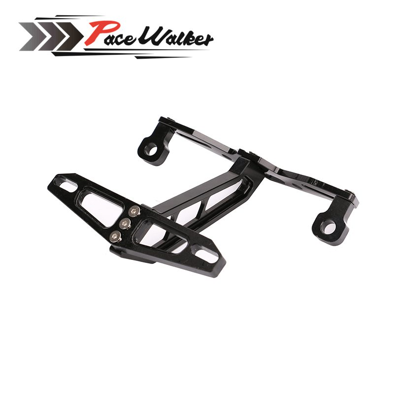 FREE SHIPPING Motorbike CNC License Plate Bracket Holder Tail Tidy For HONDA MSX125 MSX300
