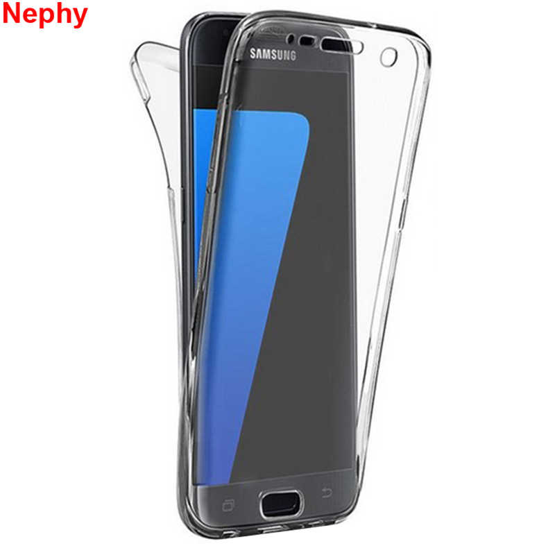 Nephy Case untuk Samsung Galaxy S8 S9 Plus S6 S7 Edge S3 S4 S5 J7 Neo NXT J3 J5 Pro a3 A5 A7 A8 Note 8 3 4 5 Grand Prime 360 Cover