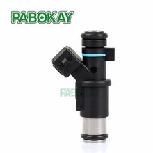 FS FOR CITROEN Peugeot 206 306 307 Partner FUEL INJECTOR 0280156357 75116357 01F002A 0 280 156 357 1984.E0 1984E0(China)