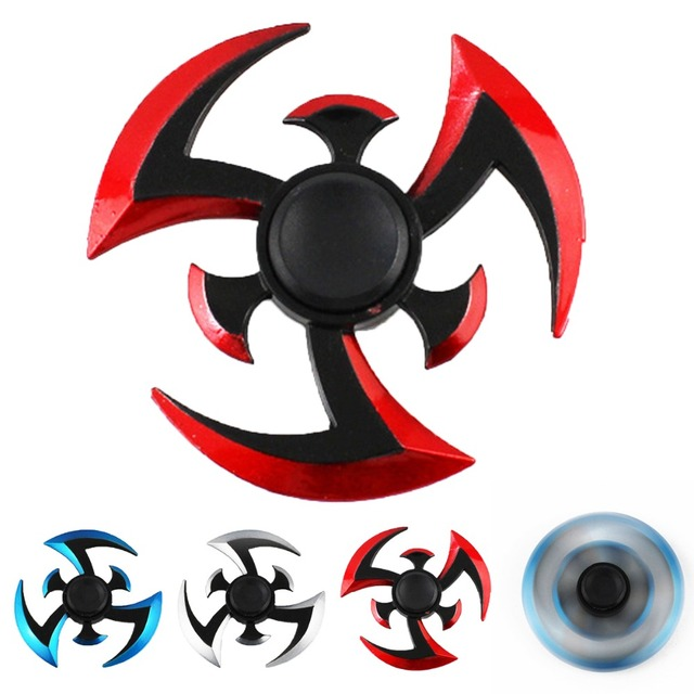 Naruto Fidget Tri Spinner