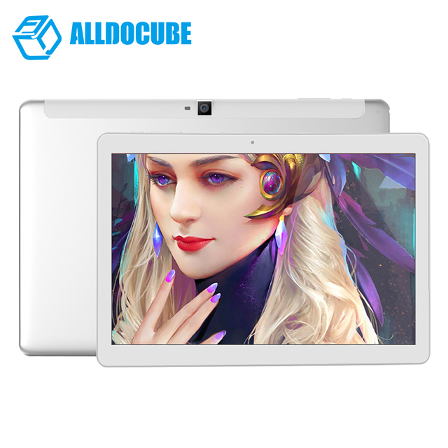 AlldoCube/Cube T12 10,1 pulgadas 3G llamada Android Tablet PC 800*1280 IPS Android6.0 MTK MT8321 quad Core 1 GB Ram 16 GB Rom